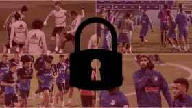 Del Real Madrid al Atleti: los clubes de la capital se blindan ante el coronavirus