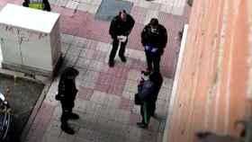 La Policía multa al primer ciudadano en Salamanca: Esto no es ningún cachondeo