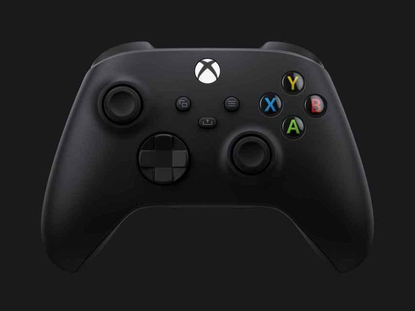 Mando de la Xbox Series X.
