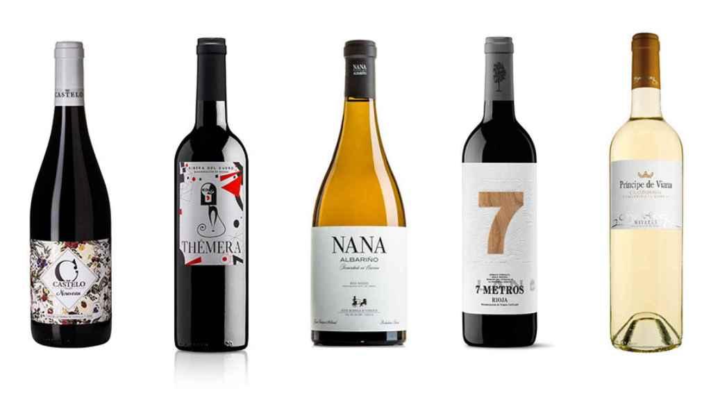 Con estos vinos no te sentirás solo.