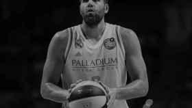 Felipe Reyes, jugador del Real Madrid de Baloncesto