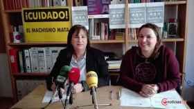 Manuela Torres y Raquel Lopez Adavas