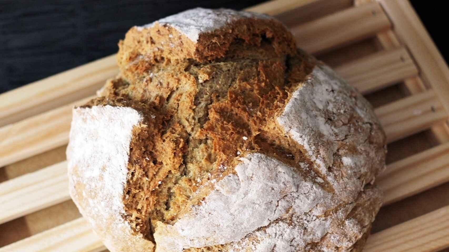 Pan casero fácil en 30 minutos, receta para el aislamiento por coronavirus