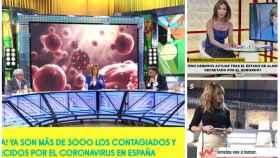 Sálvame, uno de los programas de mayor facturación publicitaria de Telecinco.