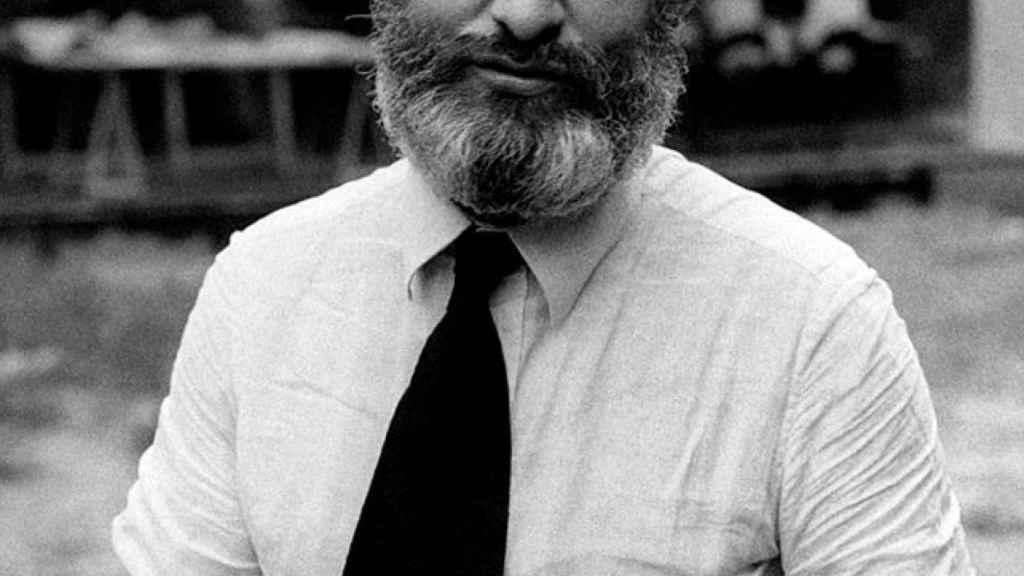 Vittorio Gregotti, en una foto de archivo.