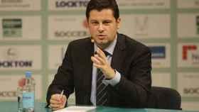 Christian Seifert, director administrativo de la DFL