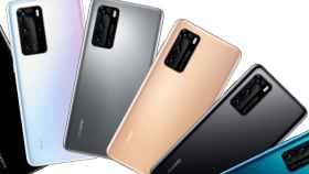 Estos son los Huawei P40, P40 Pro y P40 Premium Edition