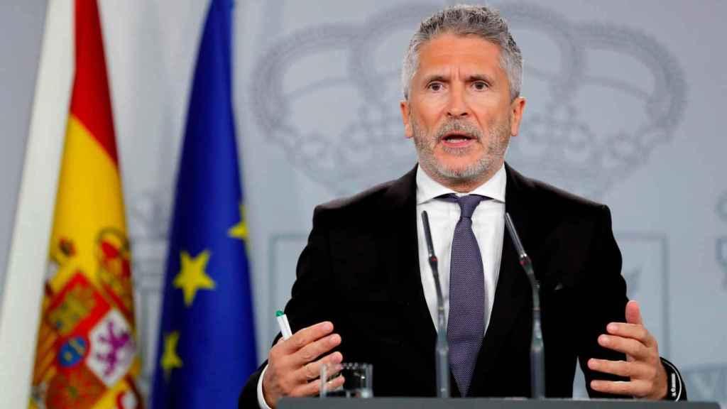 El ministro del Interior ha comparecido este lunes para anunciar nuevas medidas.