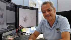 El responsable de Infección y Salud Pública de la UV y de Epidemiología Molecular de Fisabio, Fernando González.