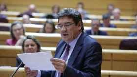 José Luis Escrivá, ministro de Inclusión, Seguridad Socia y Migraciones.