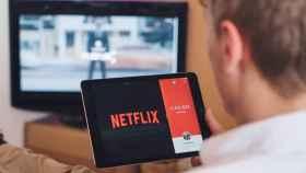 Netflix en una tablet