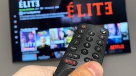 Netflix en un televisor