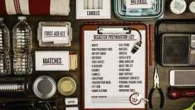 Cómo hacer tu kit de supervivencia en casa: estos son los productos que necesitas