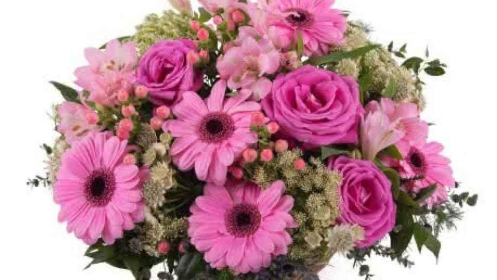 Según el color, las flores pueden transmitir diferentes sensaciones.
