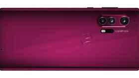 El Motorola Moto Edge+ aparece en fotos con todo detalle y es precioso