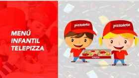 Sanidad denegó originalmente dar menús de Telepizza y Rodilla a los escolares.