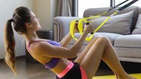Monta tu mini gimnasio en casa durante la cuarentena