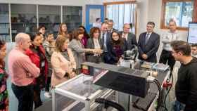 Empresarias de la región chilena de Antofagasta han estado una semana en Valencia en talleres de formación y reuniones en REDIT.
