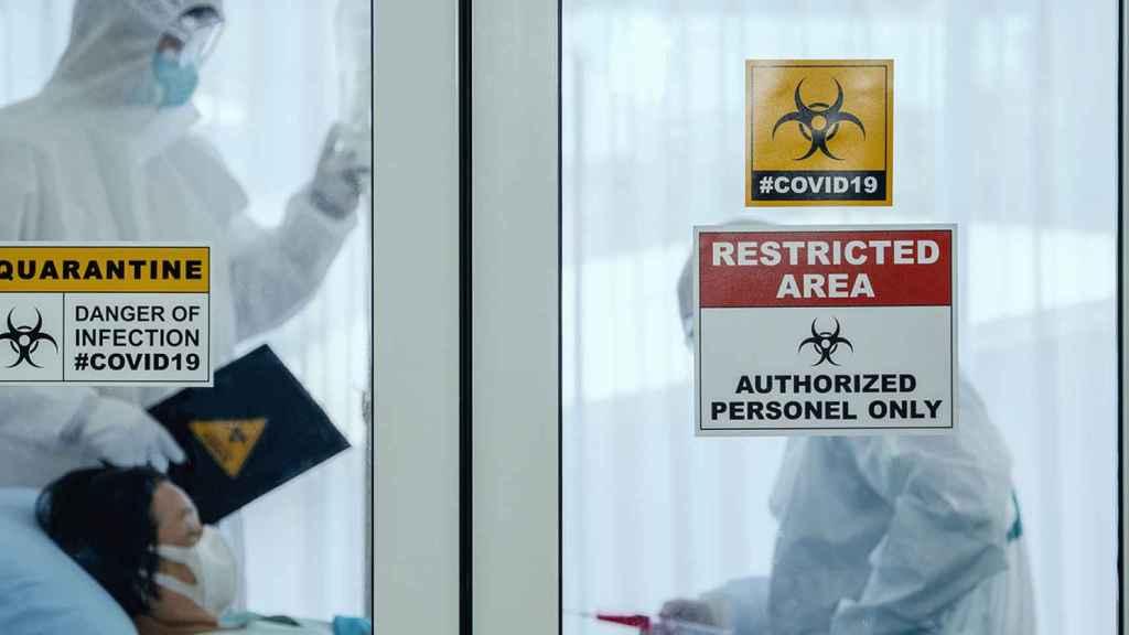 Esta web localiza focos de COVID-19 en tiempo real para evitar el colapso de la sanidad