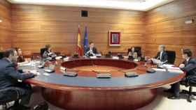 El Consejo de Ministros por videoconferencia