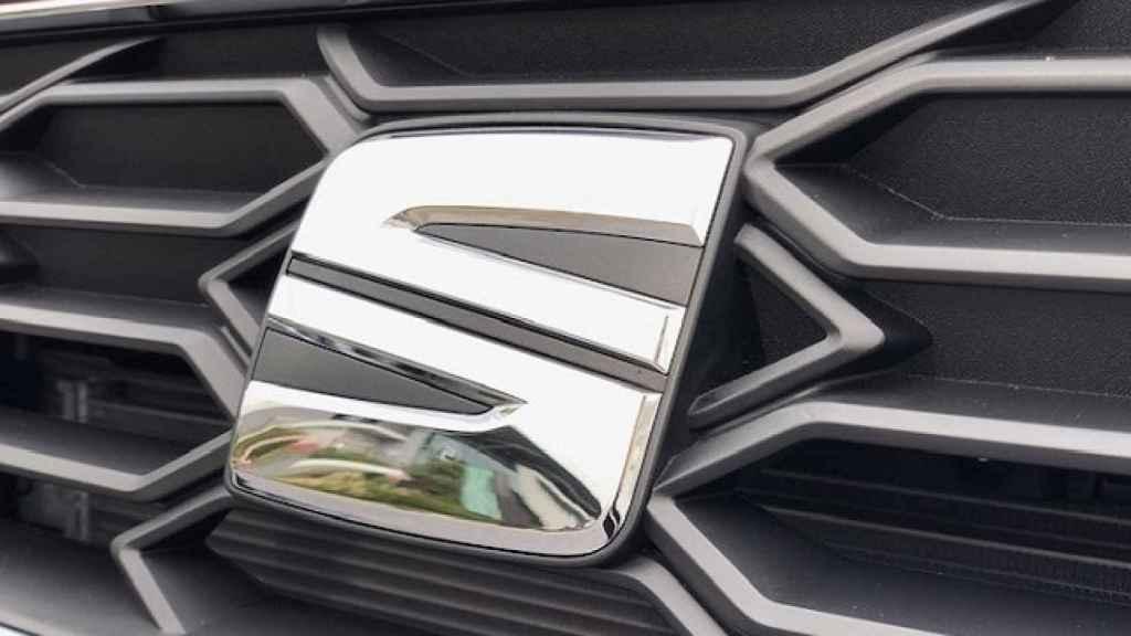 Logo de la marca Seat.