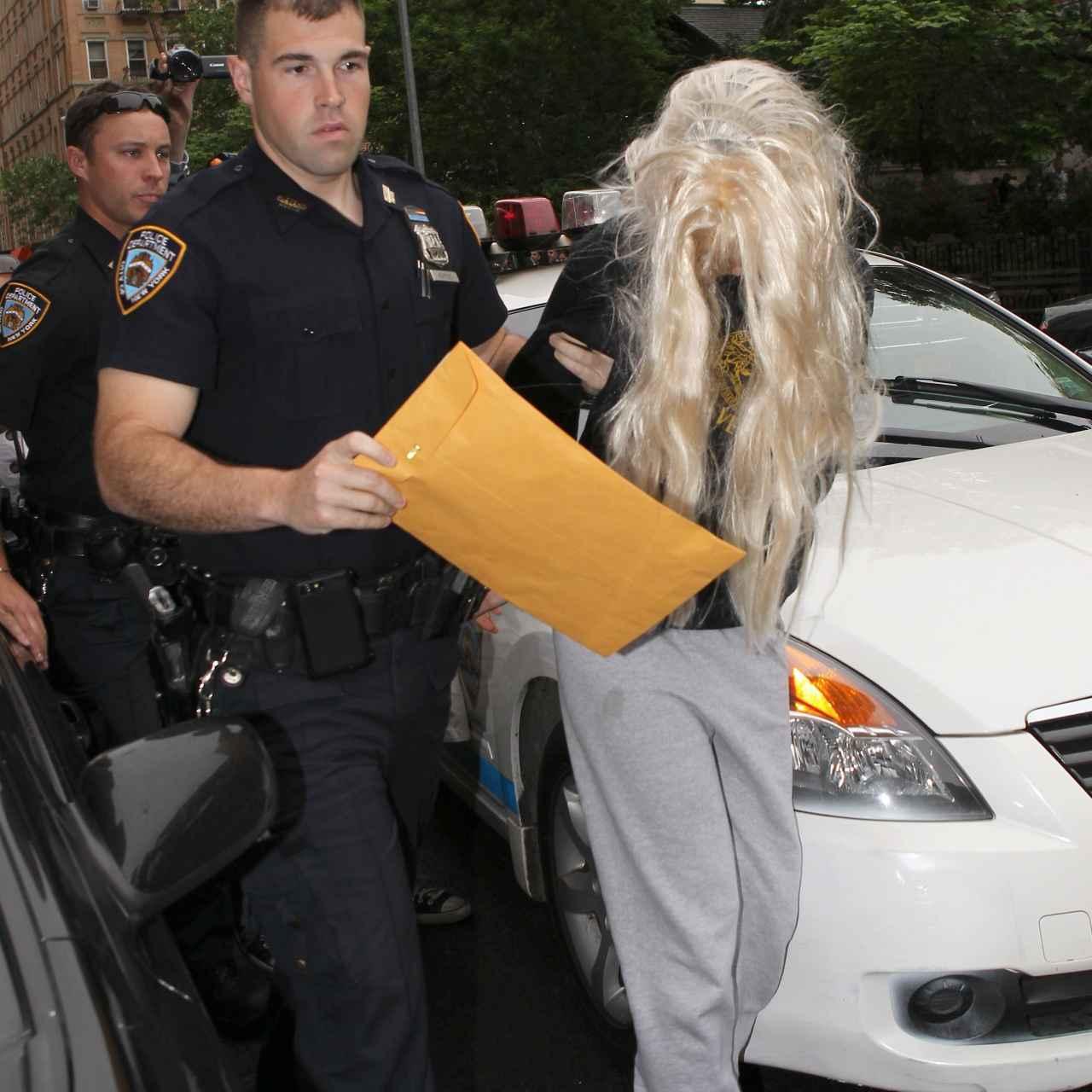 Tras dejar de actuar Amanda Bynes protagonizó varios escándalos.