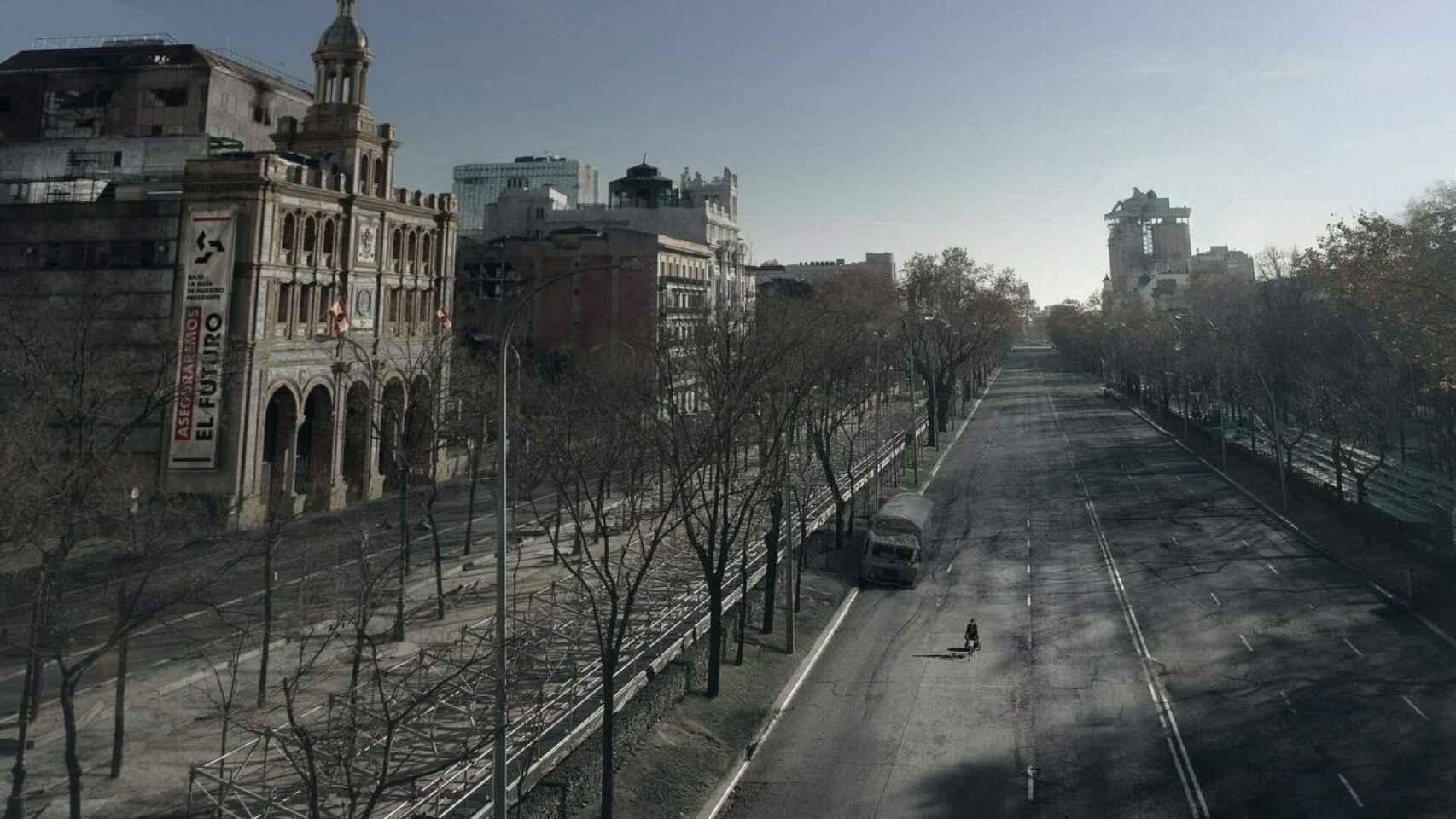 Fotograma de La Valla.