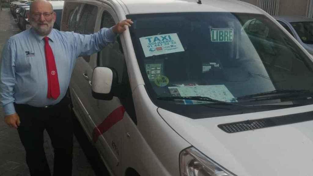 José, taxista madrileño.