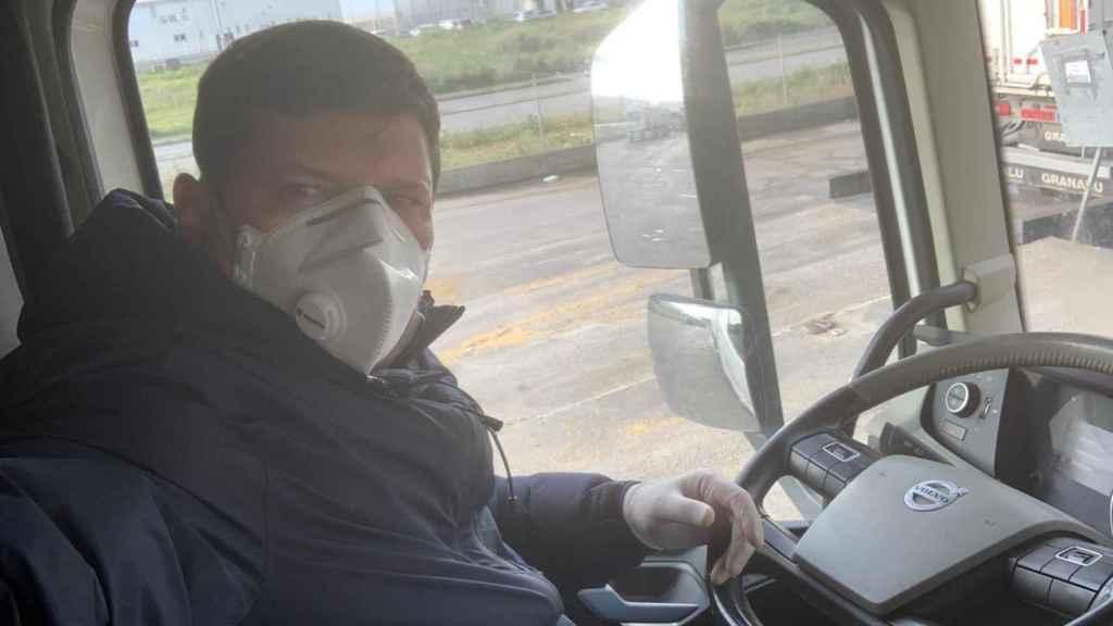 Daniel, camionero.