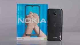 El ultrabarato Nokia 2.2 se actualiza a Android 10 y nos da una lección