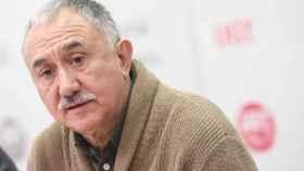 El secretario general de UGT, Pepe Álvarez.