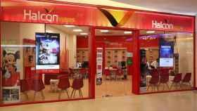 Una de las agencias de Halcon Viajes.