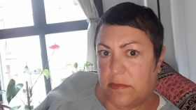 La actriz murciana Geli Albadalejo.