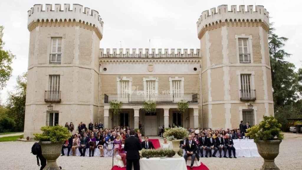 Palacio El Rincón.