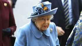 Isabel II ha querido mandar un mensaje de ánimo ante el coronavirus.