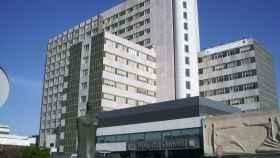 El Hospital Universitario de La Paz, el centro con más afectados por coronavirus en la Comunidad de Madrid.