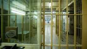 Imagen de archivo de una cárcel española.