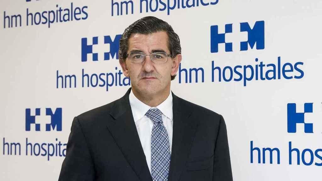 Juan Abarca, presidente de HM Hospitales.