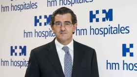 Juan abaca, presidente de HM Hospitales.