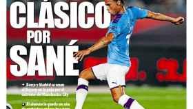 La portada del diario Mundo Deportivo (20/03/2020)