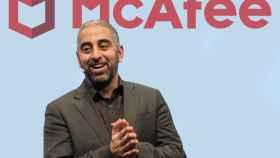 Raj Samani, Chief Scientist de McAfee