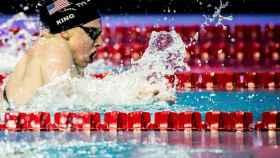 Lilly King, nadadora estadounidense