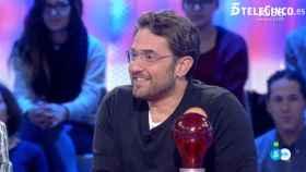 El presentador Màxim Huerta en 'Pasapalabra'.