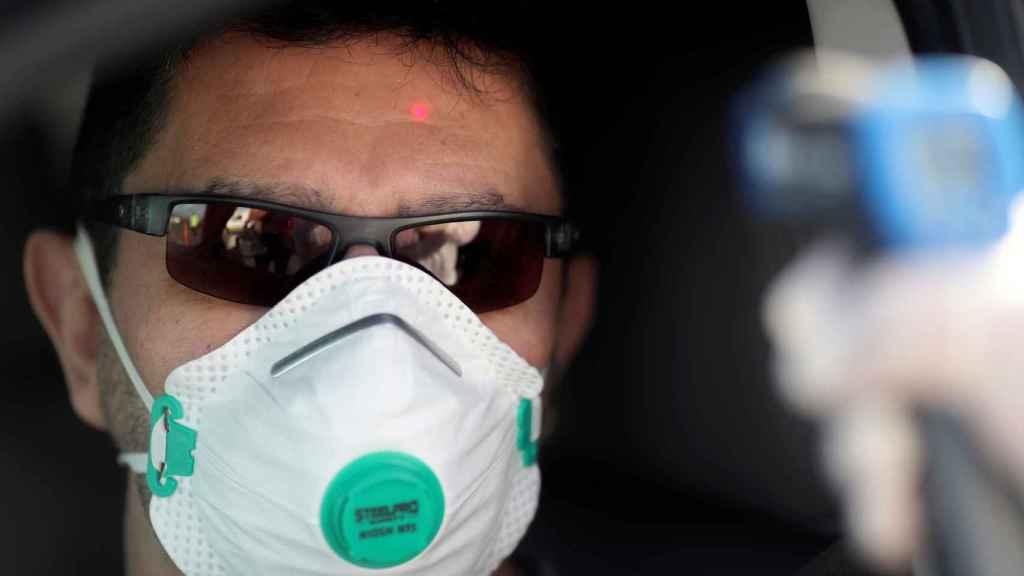 La toma de temperatura se está haciendo frecuente según avanza la pandemia.