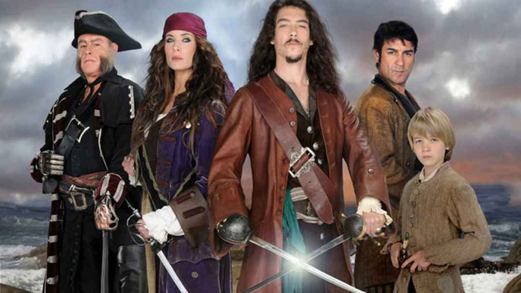 'Ana y los 7', 'Piratas', 'SMS'… Las mejores series para pasar la cuarentena que nadie te recomendará