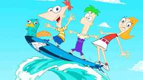 Phineas y Ferb.