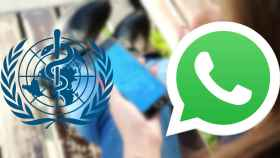 El nuevo bot de Whatsapp nos permite recibir información de la OMS
