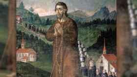 San Nicolás de Flüe.