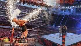 La WWE no para por el coronavirus y además se reinventa