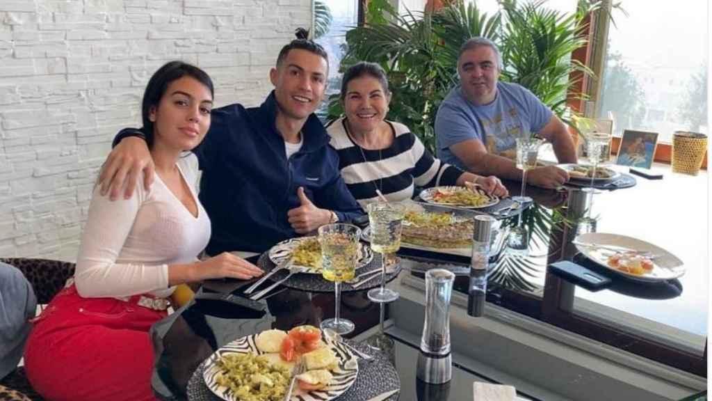 Dolores Aveiro guarda una gran relación con su hijo, Cristiano Ronaldo.